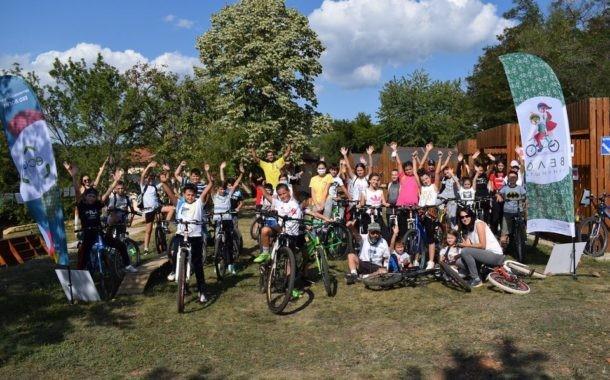Едукација, дружба, забава на Вело настанот во Пехчево