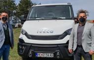 Општина Пехчево доби ново возило за собирање на отпад