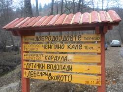 Патоказ Водопади