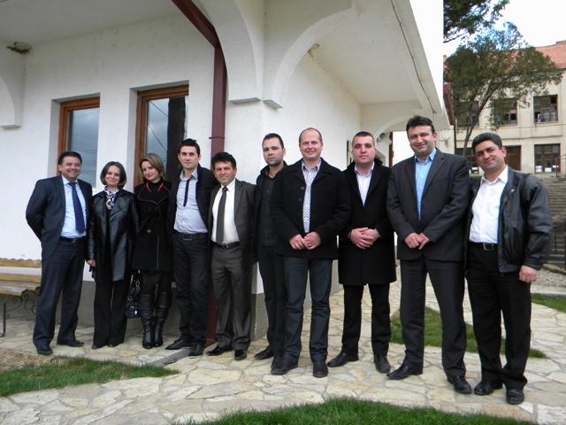Претседател на Советот на Општина Пехчево е Стојче Стефановски, вака одлучија на конститутивната Седница на Советот мнозинството советници.