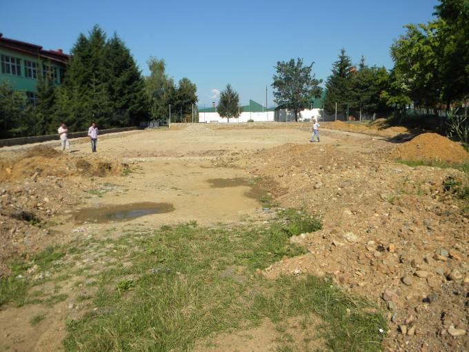 Жителите на Пехчево ќе добијат ново мултинаменско игралиште, како дел од програмата на Агенцијата за млади и спорт ,, Изградба на 100 игралишта ''.