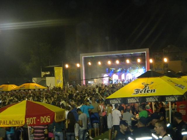 Четиричлена делегација од општина Пехчево беше во тридневна посета на Гуча.