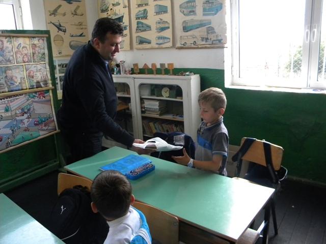 Училишен прибор Умлена