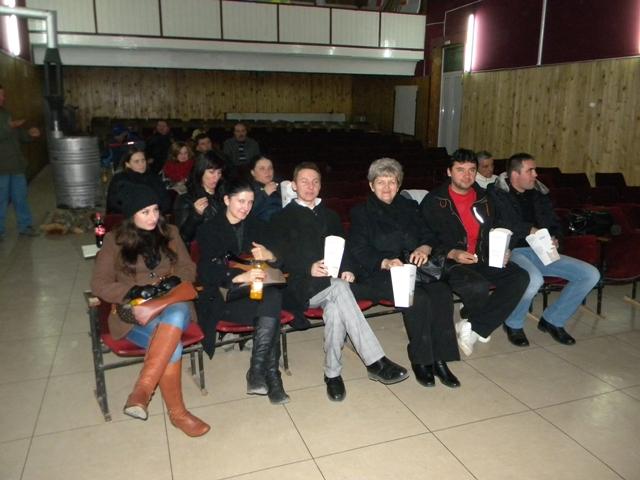 Проектот на УСАИД за Општински стратегии за климатски промени кој го спроведува Милиеуконтакт Македонија спреми мала кино проекција за граѓаните од општините кои се вклучени во овој проект.