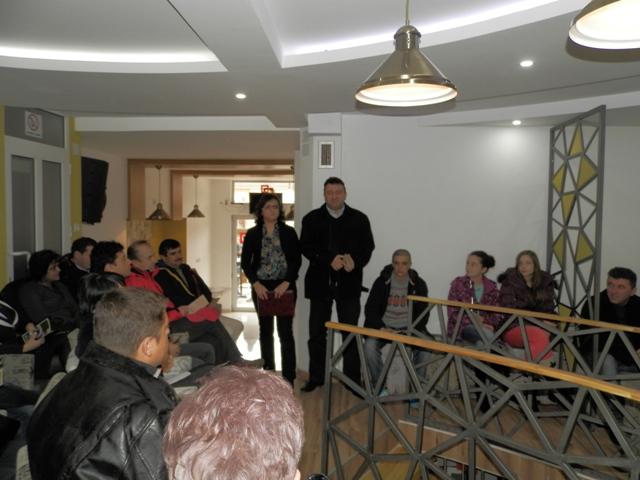 """Со почеток во 12 часот вчера во Пехчево се одржа настан – промоција на проектот """"Промовирање на интегриран пристап за одржливо управување со карактеристичните природни ресурси во Пехчево""""."""