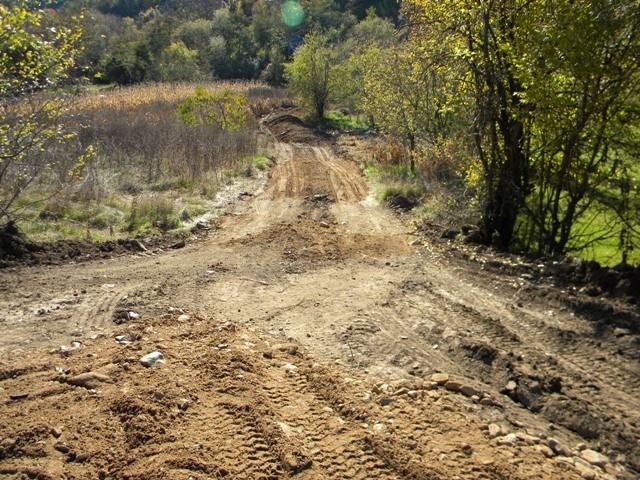 Со подготвителните работи за проектирање на трасата и пробивање на пристапен пат започнаа да течат активностите, а оваа недела и официјално ќе започне изградбата на пречистителната станица за комунални отпадни води во село Црник - Пехчево.