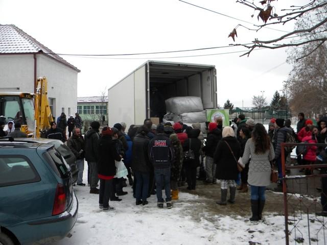 Хуманитарна помош
