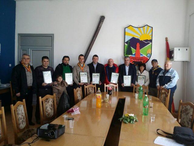 """Во месец јули 2015 година на Туристичката населба ,, Равна Река """" се одржа вториот по ред Христијанско Извиднички Летен Камп ХИЛК Равна Река 2014/15 во oрганизација на Христијанскиот Извиднички Сојуз на Македонија."""