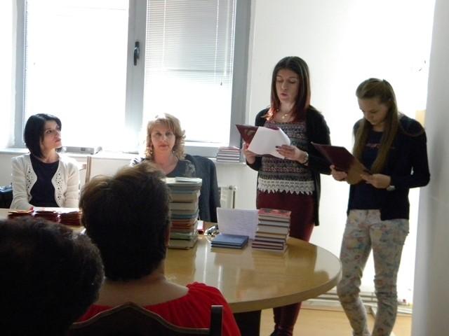 """Општинската установа-Матична библиотека""""Кочо Рацин""""-Пехчево организираше чествување на книгата по повод 23Април-светскиот ден на книгата и авторското право."""