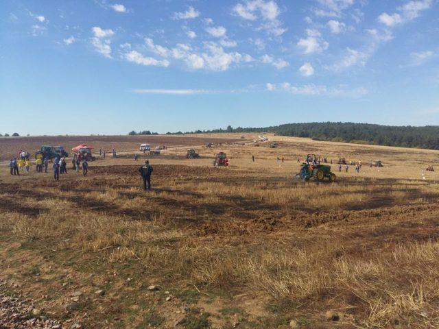 Натпревар трактори