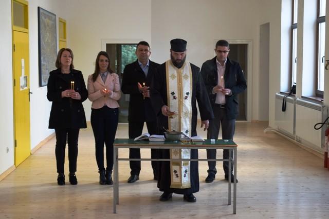"""Започна наставата во реконструираната стара зграда во Пехчево, каде од денеска настава ќе следат учениците од пехчевските дисперзирани паралелки на општинското средно училиште """"Ацо Русковски"""""""