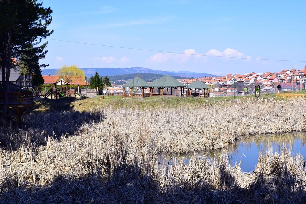 Езерце
