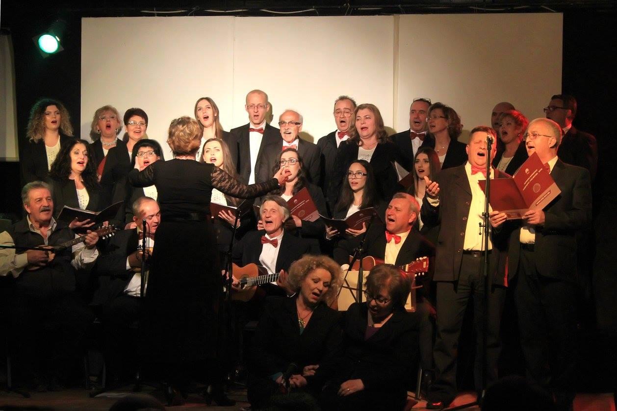 Градски хор Штип