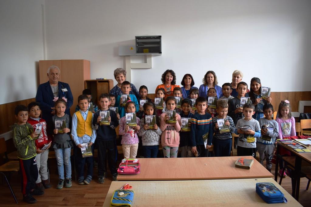 Деца посета с.Црник