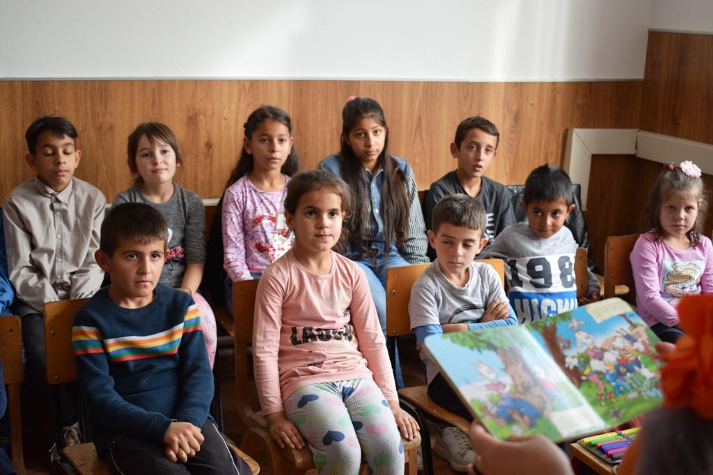 Деца посета с.Црник2